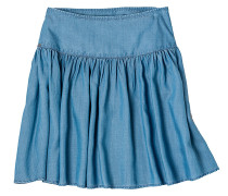 Ujadeb - Rock für Damen - Blau