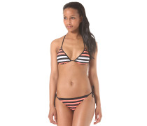 Idyl Wild Triangle - Bikini Set für Damen - Schwarz