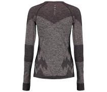 Base Layer - Langarmshirt für Damen - Grau