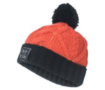 Twister Color - Mütze für Jungs - Rot