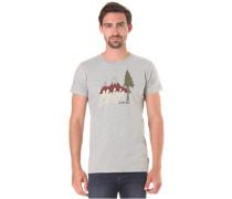 FreddyM. - T-Shirt für Herren - Grau