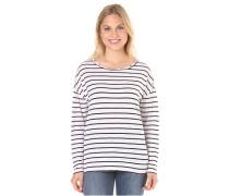 Essential - Langarmshirt für Damen - Streifen