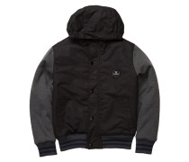 Rynner - Jacke für Jungs - Schwarz