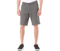 Flex Grip - Chino Shorts für Herren - Grau