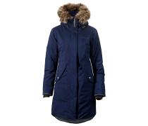 Vibrant - Mantel für Damen - Blau
