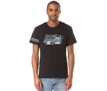 Tereld - T-Shirt für Herren - Schwarz