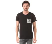 Fyou Pocket - T-Shirt für Herren - Schwarz