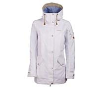 Maud - Mantel für Damen - Weiß