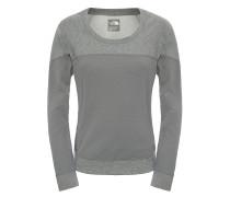 Recover-Up Crew - Sweatshirt für Damen - Grün