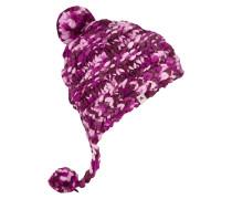 Nana Earflap - Mütze für Mädchen - Lila