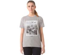 X' Gin - T-Shirt für Damen - Grau
