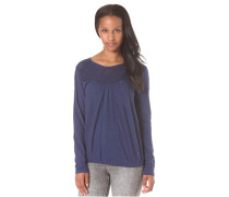 Carried - Langarmshirt für Damen - Blau