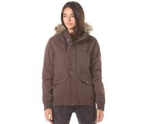Cuddy Fur - Jacke für Damen - Braun