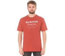 Durable Goods - T-Shirt für Herren - Rot