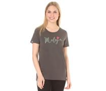 HufeisenkleeM. - T-Shirt für Damen - Grau