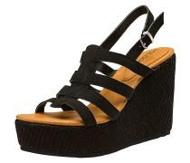 High Society - Sandalen für Damen - Schwarz