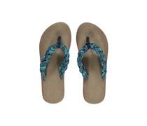 Chloe - Sandalen für Damen - Blau