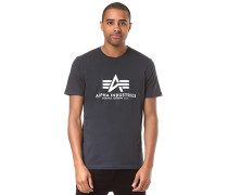 Basic - T-Shirt für Herren - Blau