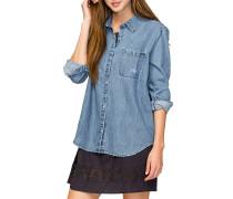Moonlight - Hemd für Damen - Blau