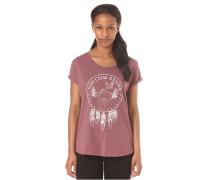Hit The Road - T-Shirt für Damen - Rot