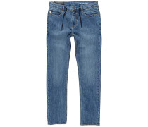 E02 - Jeans für Herren - Blau