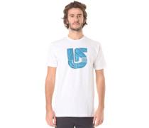 Pntdprcss Slim - T-Shirt für Herren - Weiß