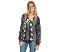 Lily - Bluse für Damen - Schwarz