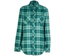 Juniper Flannel - Hemd für Damen - Grün