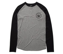 Myers - Langarmshirt für Herren - Grau