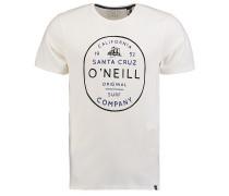 Type Elements - T-Shirt für Herren - Weiß