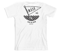 Keep Swimming - T-Shirt für Herren - Weiß