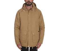 Wenson Winter - Mantel für Herren - Beige