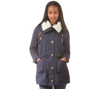 Nelson - Mantel für Damen - Blau