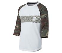 Edge 3/4 - Langarmshirt für Herren - Camouflage
