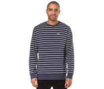 Core Basics Crew Fleece IV - Sweatshirt für Herren - Blau