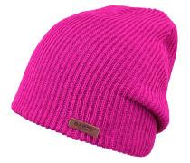 GlobusMütze Pink