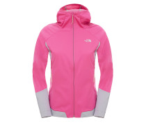 Aterpea - Kapuzenjacke für Damen - Pink