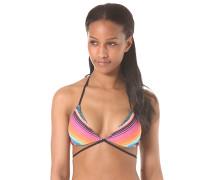 Lolita Triangle - Bikini Oberteil für Damen - Mehrfarbig