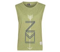 Zmona - T-Shirt für Damen - Grün
