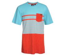 Skape Stripe - T-Shirt für Jungs - Blau
