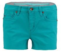 Island - Shorts für Damen - Blau