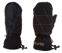 Mitten Women - Snowboard Handschuhe für Damen - Schwarz