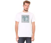 Variation - T-Shirt für Herren - Weiß