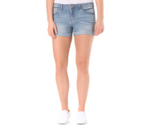 Vigroup Denim - Shorts für Damen - Blau