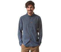 Irie City - Hemd für Herren - Blau