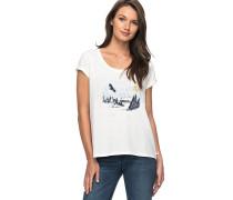Mimi Jungle Eagle - T-Shirt für Damen - Weiß
