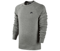 Icon Crew Fleece - Sweatshirt - Grau