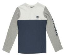 Undertown Panel - Langarmshirt für Jungs - Blau