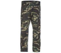 Higden - Cargohose für Herren - Camouflage