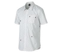 Print - Hemd für Herren - Weiß